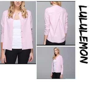 Lululemon solo blouse